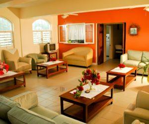 Male Dorm's Lobby 2