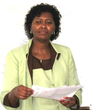 Dr. Anne Gatobu