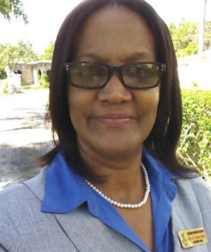 Rev. Dr. Barbara Angela Robinson-Dobson