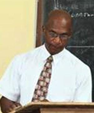 Rev. Walford Dyer